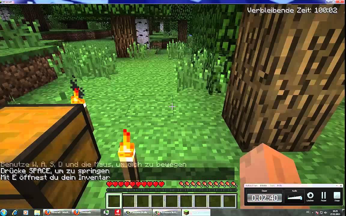 Minecraft Demo Version Download YouTube - Minecraft demoversion spielen