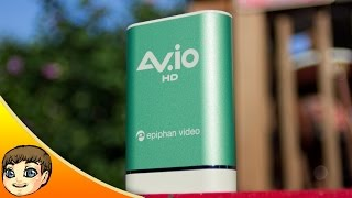 AV.io HD Review (Capture Card) - Flexibility at its Best!