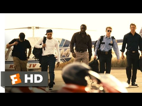 Takers #1 Movie CLIP - Chopper Getaway (2010) HD