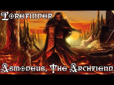 Lorefinder: Asmodeus The Archfiend