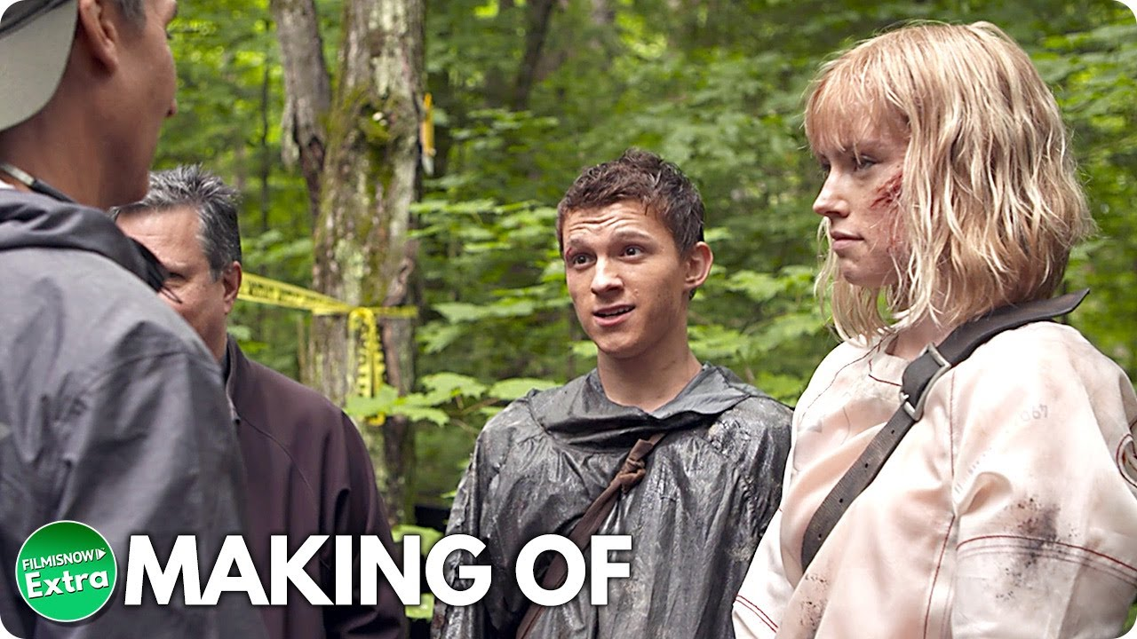 CHAOS WALKING (2021) | Behind the scenes of  Tom Holland & Daisy Ridley Sci-Fi Movie