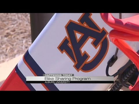 Auburn Bike Sharing Program