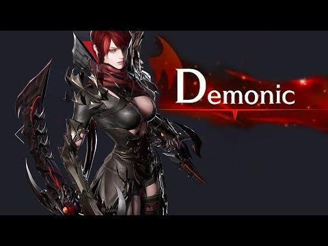 Lost Ark New Class Demonic Assassin Gameplay Trailer