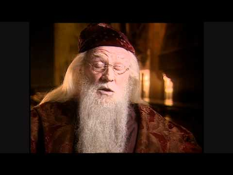 Harry Potter and the Chamber of Secrets  Richard Harris short