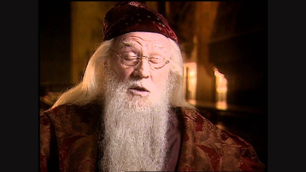 harry potter and the chamber of secrets richard harris short harry potter and the chamber of secrets richard harris short interview