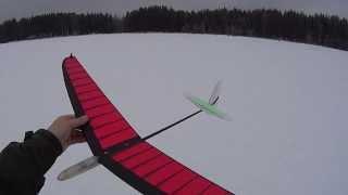 Elf DLG, and winter in Norway