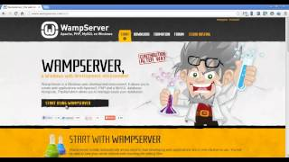 3  Descarga de WAMP - Mi primera WebApp con jquery mobile y PHP