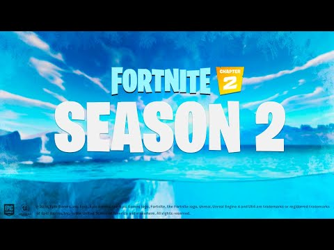 Fortnite: Chapter 2 - Season 2 [Trailer]