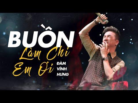 Buồn Làm Chi Em Ơi - Đàm Vĩnh Hưng | Written by Nguyễn Minh Cường (Cover)
