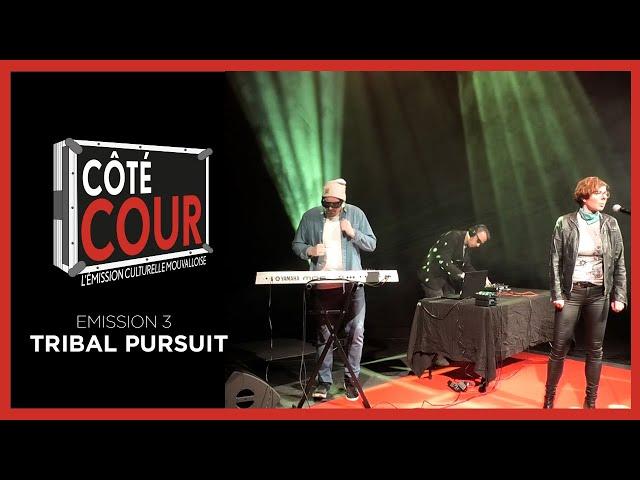 Côté Cour #3 l'émission CULTURELLE Mouvalloise : découvrez le groupe Tribal Pursuit