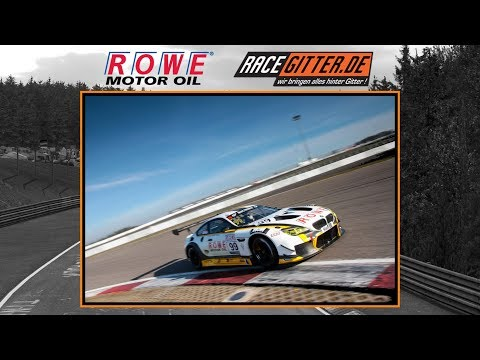 Rowe 3 Stunden VLN Rennen | RaceRoom Cafe
