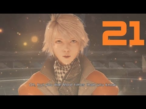 [Part 21] Story Only: Lightning Returns - Final Fantasy XIII Gameplay Walkthrough (Final Fantasy 13)