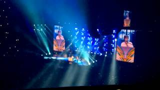 Paul McCartney Live in Lubbock, Tx 10/2/2014 Live and Let Die and Hey Jude
