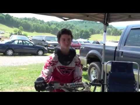 85cc, Pro Sport, MX, Whytheville, VA, June 5th 2011, Austin Pless,
