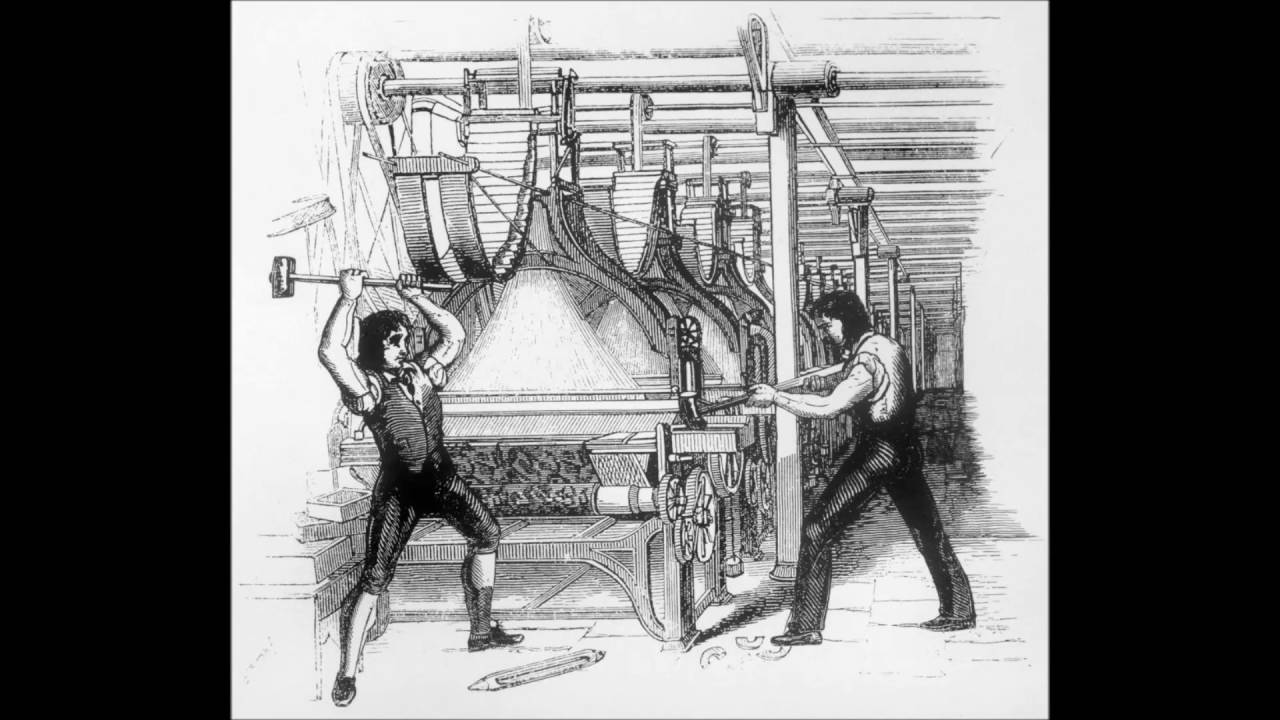 an introduction to the history of the luddites The luddites were british workers who staged protests during the industrial revolution learn more about the reasons for their protests and the.