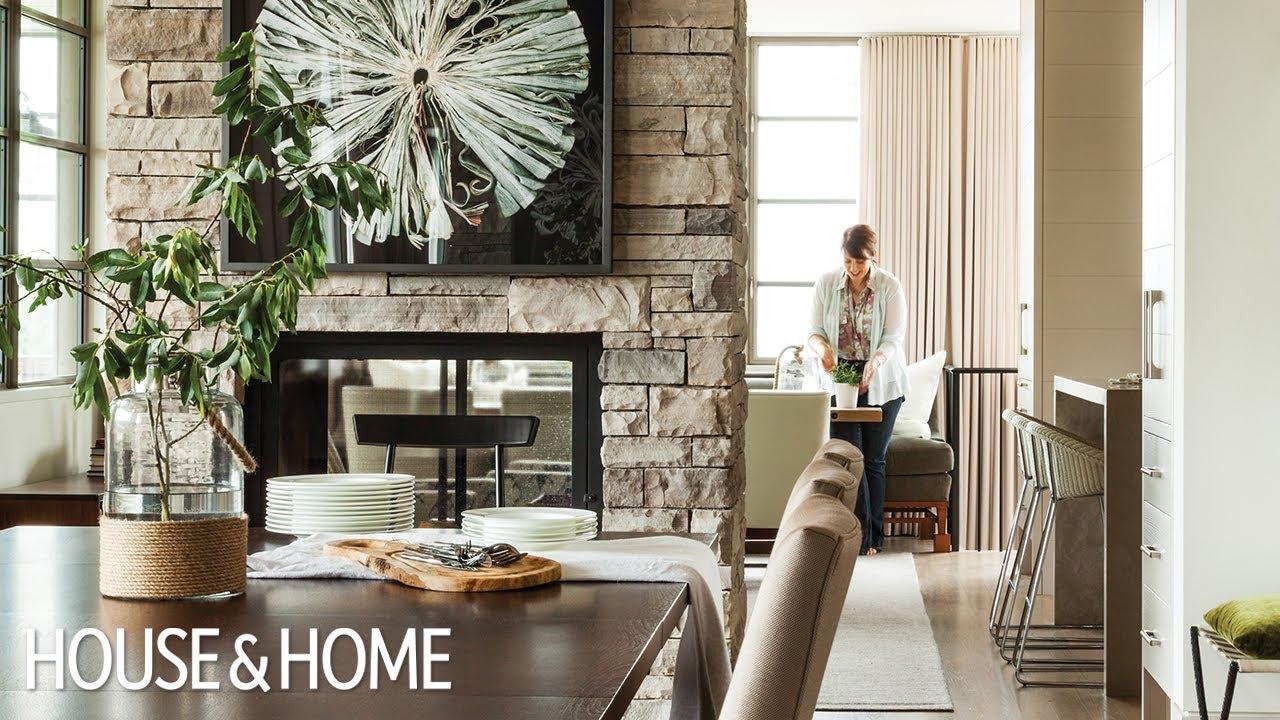 Interior Design Serene Calming Country Home On Niagara Escarpment You