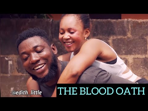 THE OATH || REAL HOUSE OF COMEDY ft EDITH LITTLE TV