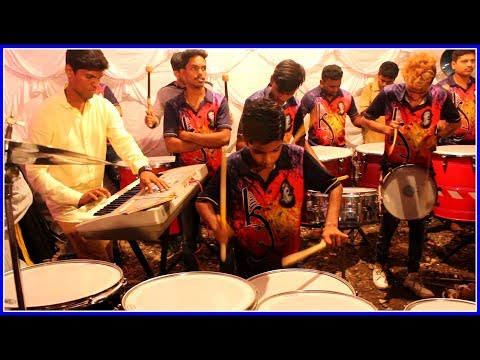 Deva Shree Ganesha by Kingstar Musical Group at Devi Chowkacha Raja Padhya Pujan Sohala 2017