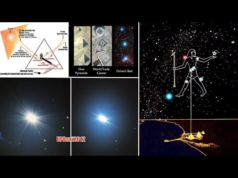 Sacred Alignment & Orion Constellation, Mysterious Connection Between Sirius & Human History