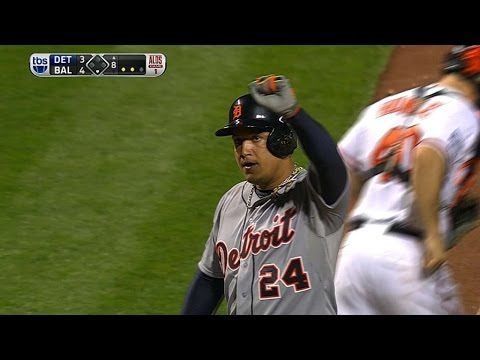 DET@BAL Gm1: Tigers hit three homers vs. Orioles