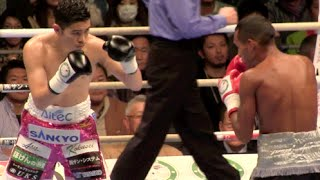 Kazuto Ioka (井岡 一翔) is a Flyweight boxer from Japan. He is a fo...
