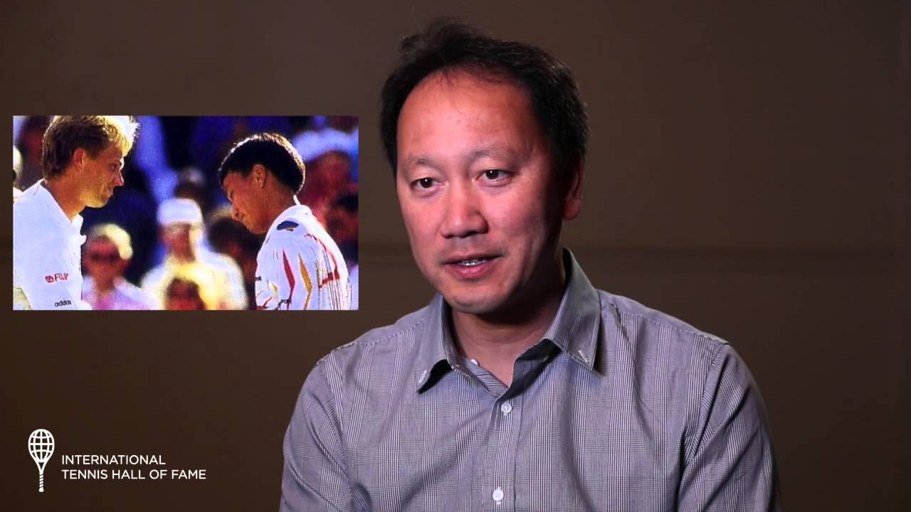 Michael Chang Roland Garros Reflections