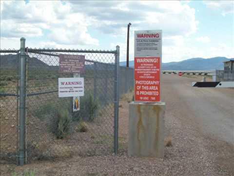 The Paradise Ranch Tours Rachel Nevada and Area 51's Rachel Gate