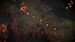 Path of Exile: Fire Footprints