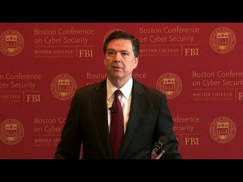 Comey: No such thing as absolute privacy in America