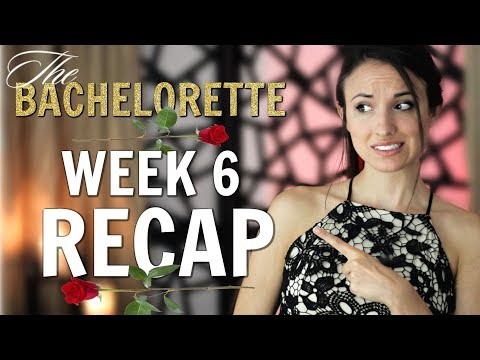 Hannah B Week 6 Bachelorette Recap