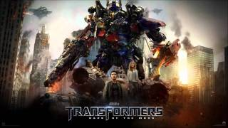 I'm Just the Messenger - Steve Jablonsky Transformers - Dark of the Moon The Score Resimi