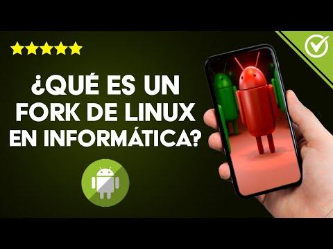 ¿Qué es un FORK de Linux y Android en Informática y sus Ventajas y Desventajas?