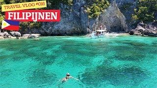 Vlog #016 -  Snorkelen, duiken en walvishaaien in de FILIPIJNEN