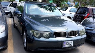 BMW 735i | 2002 Detailed Review