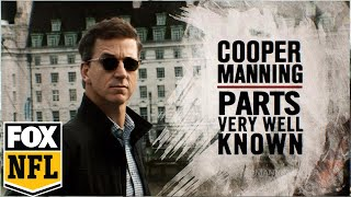Cooper Manning: Parts Very Well Known | Manning Hour | FOX NFL