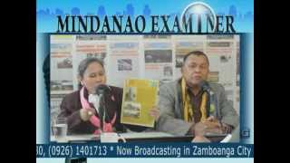 Mindanao Examiner Tele-Radyo: Today