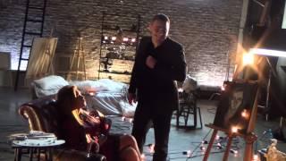 """Съемки клипа Оксаны Почепа """"Акула"""" на песню """"Ушла в рассвет"""""""