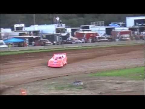 Chub Frank Qualifying Mckean County Raceway 9/24/11