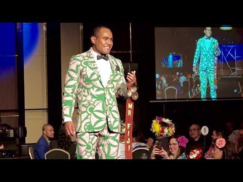 Formal Wear - Mr Polynesia Pacifica Australia