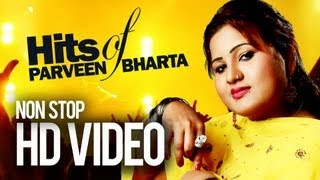 Parveen Bharta | Chan Nalon Sohni | Nonstop Super Duper Hit Songs 2013