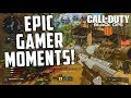 EPIC GAMER MOMENTS! (BO4 PC Highlights)