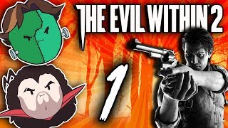 The Evil Within 2: That's A lot of Plot - PART 1 - Game Grumps