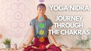 Yoga Nidra: Journey Through the Chakras led by Kamini Desai
