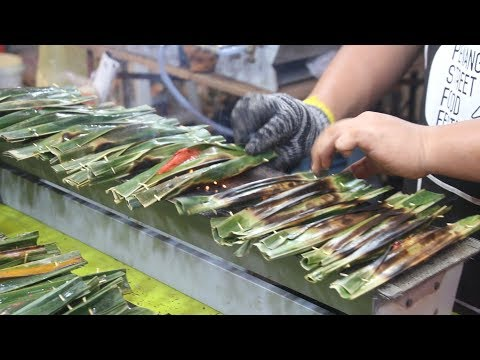 Best Malaysian street food festival in Malaysia Penang   Amazing Awesome Malaysian foods!