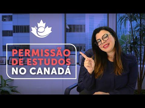 PERMISSÃO DE ESTUDOS NO CANADÁ: ENTENDA COMO FUNCIONA