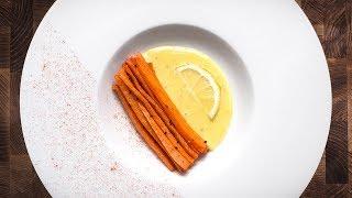 Запеченая морковь с КИСЛО-СЛАДКО-ОСТРЫМ соусом [РЕЦЕПТ IMBUE]