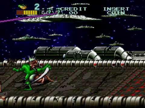 Battle Toads   Arcade   Games Database