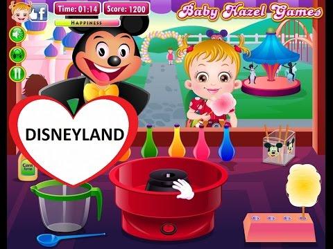 Baby Hazel-In Disneyland. Fun Kids Game HD.