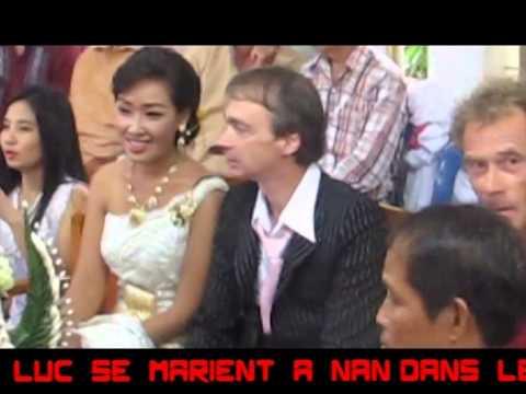 Luc & Koi se marient
