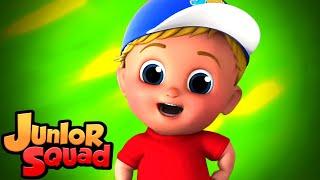 ха ха песня детские песни потешки Junior Squad Russia развивающий мультфильм